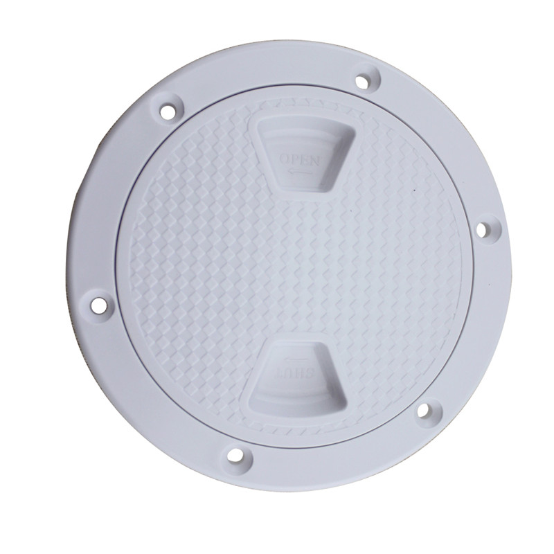 """4/"""" 6/"""" 8/"""" Hatch Cover Deck Plate Non Slip Inspection for Marine Boat Kayak ZN"""