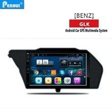 PENHUI GPS Del Coche PC Sin Disco Para GLK Class 300 (2009-2013) Soporte DVR + 3G + BT + Obstáculo + Radar + OBDII + Wifi + DVR + Enlace Telefónico