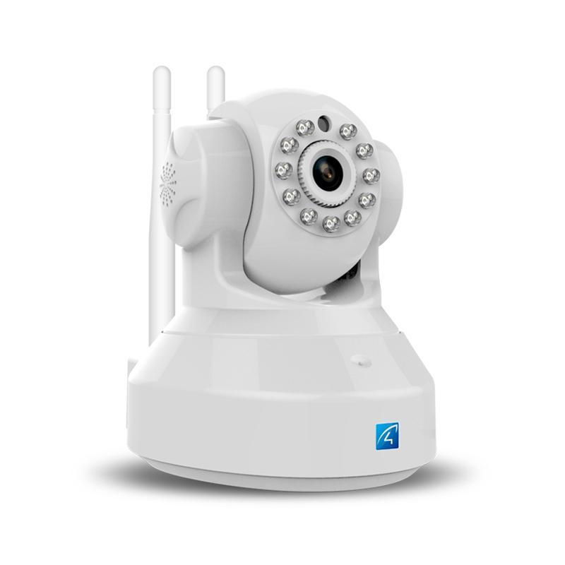 Vstarcam C37-AR Direct Factory 720P Wireless Alarm IP Camera, Dual Antenna, P2P, Pan/Tilt, Two-way Audio