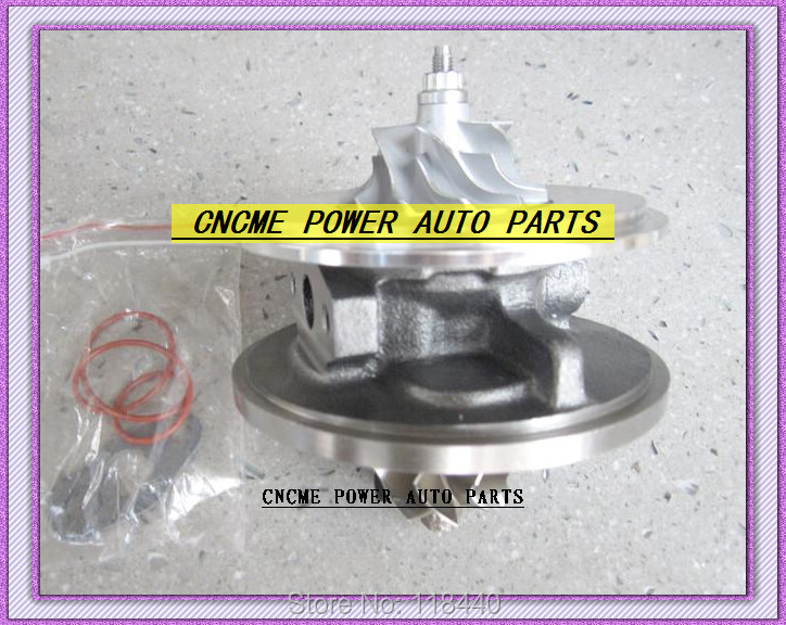 Turbo CHRA Cartridge 756047 753556 756047-5002S 756047-0004 753556-0002 753556-0005 For Peugeot 307 308 407 508 607 2.0L HDi peugeot 307 1 6 hdi