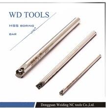 HNR0008J-11 сверлильный брусок, внутренний держатель резьбы для токарного инструмента, внутренний резьбовой режущий инструмент, резьбовой брусок для 06IR вставок