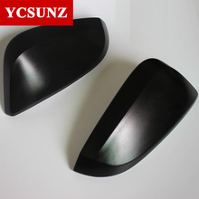 For Toyota Rav4 2015 Car Side Mirror Cover ABS Black Rear View Mirror Cover For Toyota Rav4 2014-2016 Mirror Covers Ycsunz