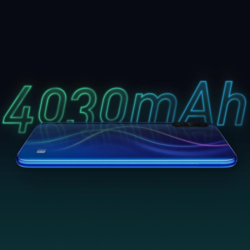 Global Version Xiaomi MI A3 4GB 128GB Android One Snapdragon 665 Octa Core 6.088 48MP + 32MP Camera 4030mAh Smartphone - 5