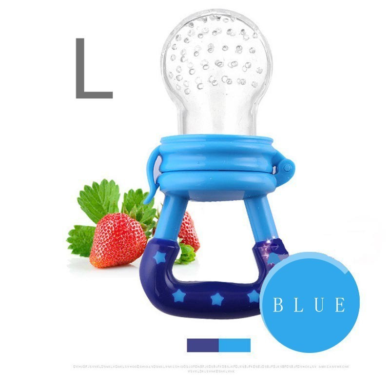 Silicone Baby Pacifier Infant Nipple Soother Toddler Kids Pacifier Feeder For Fruits Food Nibler Dummy Baby