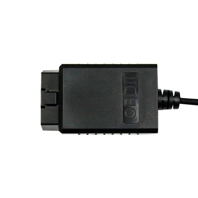CARPRIE Instrument Tool 2019 NEW hot sale V04HU ELM327 16PIN USB Auto Scanner OBDII OBD2 Car Code Reader Diagnostic Tool 9604
