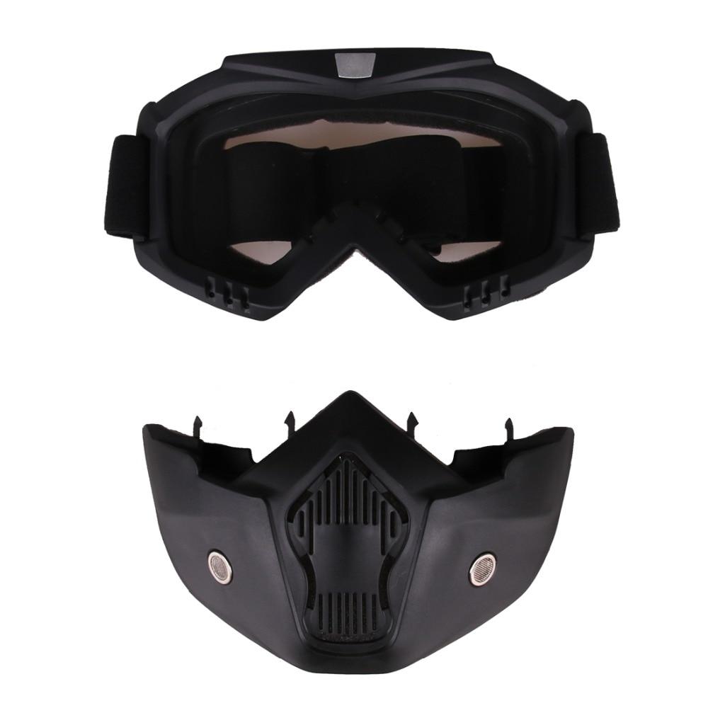 Máscara táctica de estilo clásico Suave bala Dart Espejo de - Deportes y aire libre - foto 4