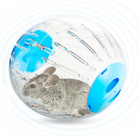 Pet Exercise Ball Animals Mice Hamster Gerbil Safe Jogging Play Cage Running Round Mouse Toys Pets
