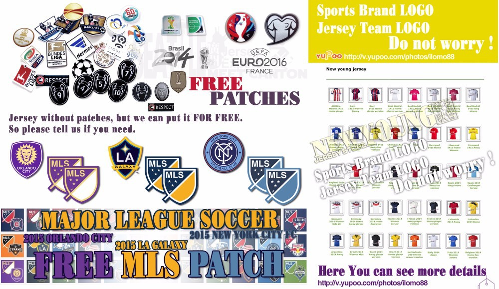 2016 LA Galaxy Soccer jersey 15 16 Major League Soccer LA Galaxy 5 ... 37b1fc1c0