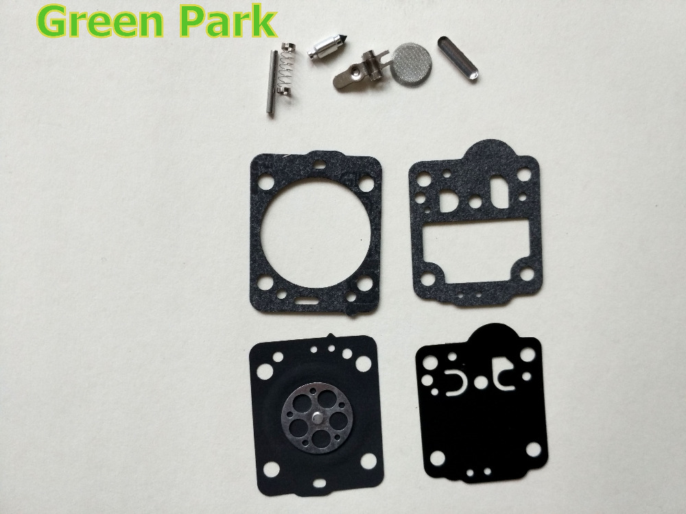 RB-149 CARBURETOR REPAIR KIT FOR HUSQVARNA 235 236 435 CHAINSAW LAWN MOWER PARTS W/ ZAMA CARBS DR162 AND JONSERED CS2234 CS 2238 kelkong carburetor rebuild kit for husqvarna chainsaw 235 236 gasket diaphragm repair for jonsered cs2234 cs 2238 zama carb kit