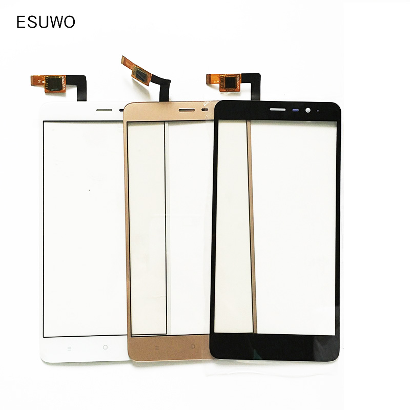 "ESUWO 5.5"" Touch Screen For Xiaomi Redmi Note 3 Sensor Panel Glass For Xiaomi hongmi Note3 Touch Screen"
