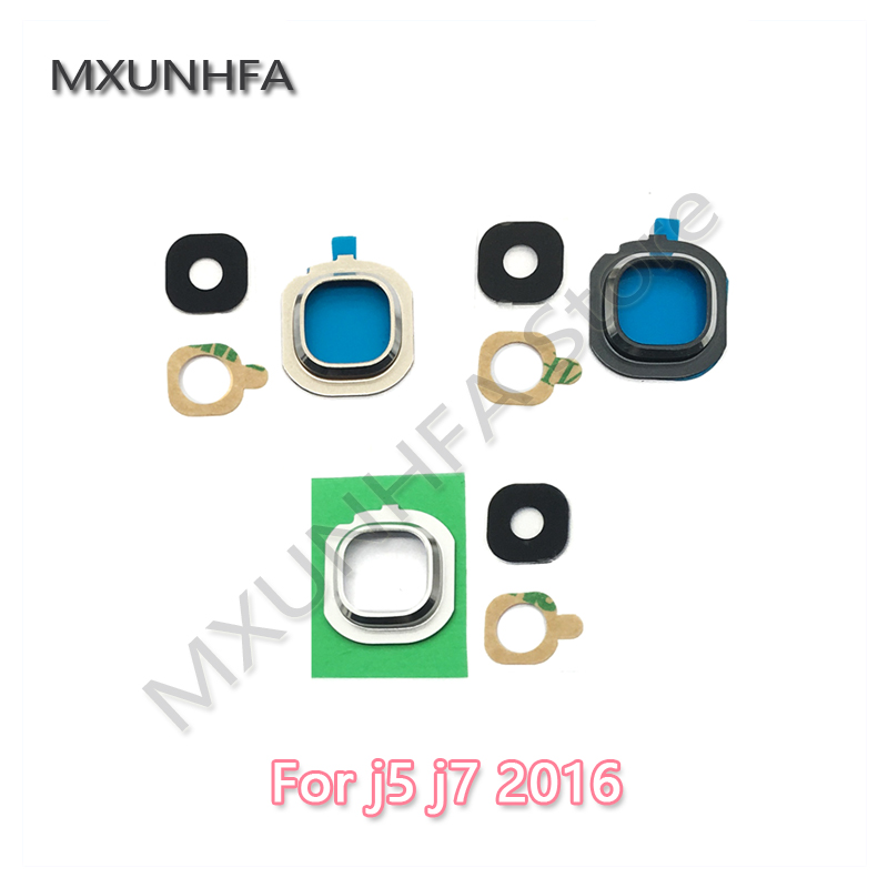 Back Rear Camera Glass Lens For Samsung Galaxy J5 J7 2016 J510 J510F J510G J710 J710F J710G