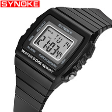 SYNOKE Sport Watch Men Multifunction Life Relogio Masculino Waterproof G Watch For women Cheap Watch font