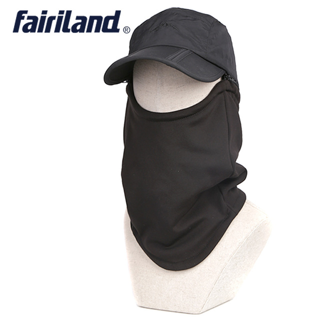 Extra thick fleece winter hats snow hat winter headwear Winter Windproof  Cap Fleece Balaclava Face Mask Neck Warmer Ski Hood Hat 2b30ebc77bd