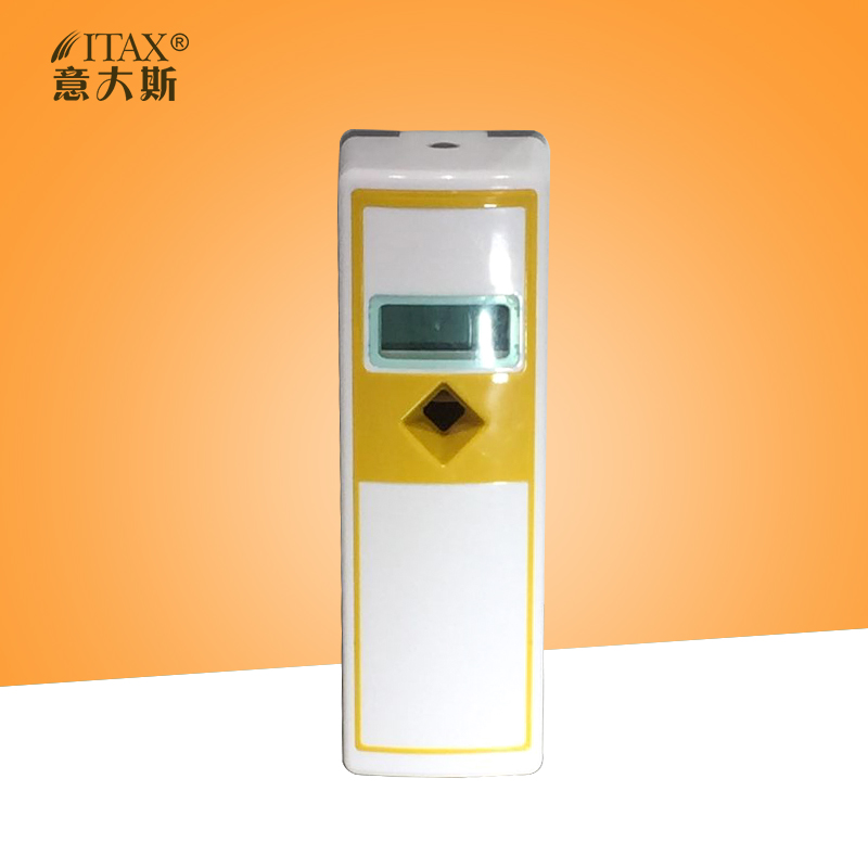 X-1107 ABS plastic wall mounted time adjustable D size batteries opporated automatic aerosol dispenser freshener air purifier  цены