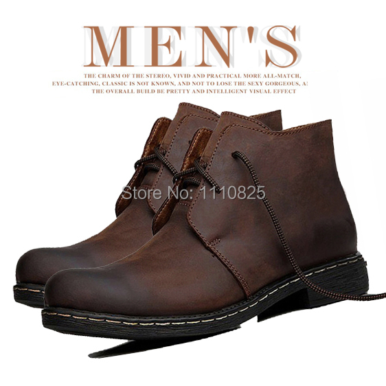 ФОТО Free shipping 2014 new trends, men 's  Soldiers Boots, Motorcycle boots. Mountaineering boots