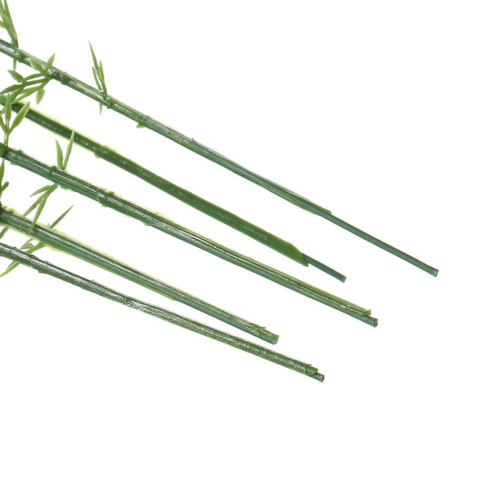 1: 75-w skali 1:300 bambusowe drzewa 100 sztuk zielony z tworzywa sztucznego modelowe drzewa bambusowe pociąg sceneria krajobraz Model Brinquedos do ogrodu wystrój