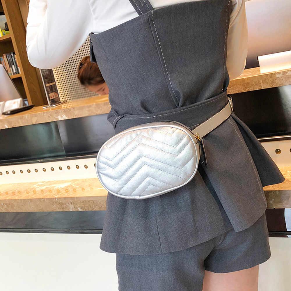 ファッション女性ピュアカラーレザーメッセンジャーショルダーバッグバッグ胸バッグ胸バッグクロスボディフラップ多彩な Samll パックファムメンズ # S