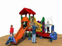 Отправлен в чили безопасности игровая площадка из ПВХ для детского сада