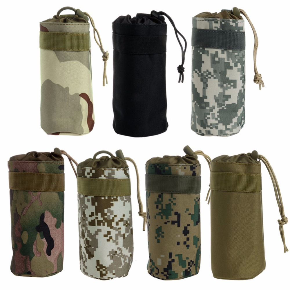 Bag Travel-Accessories Packing-Organizers Pouch Kettle Holder Water-Bottle-Bag Military-System