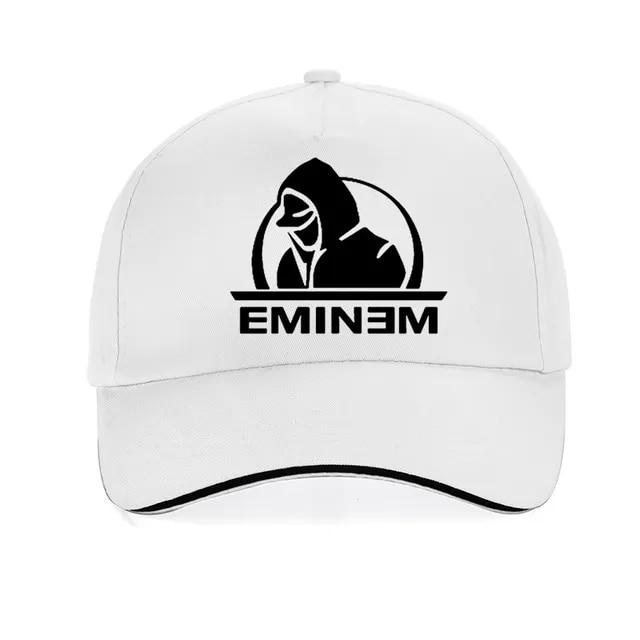 Eminem cap summer Dad of print Baseball Cap Slim Shady adjustable Snapback hats Women Men Cap 100% Cotton