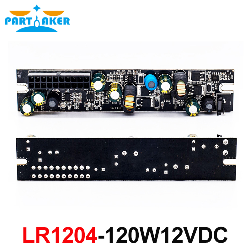 Блок питания постоянного тока ATX 12 в 120 Вт Pico ATX, блок питания Pico DC-DC PSU 24pin MINI ITX DC в ATX для ПК, для компьютерной LR1204-120W12VDC