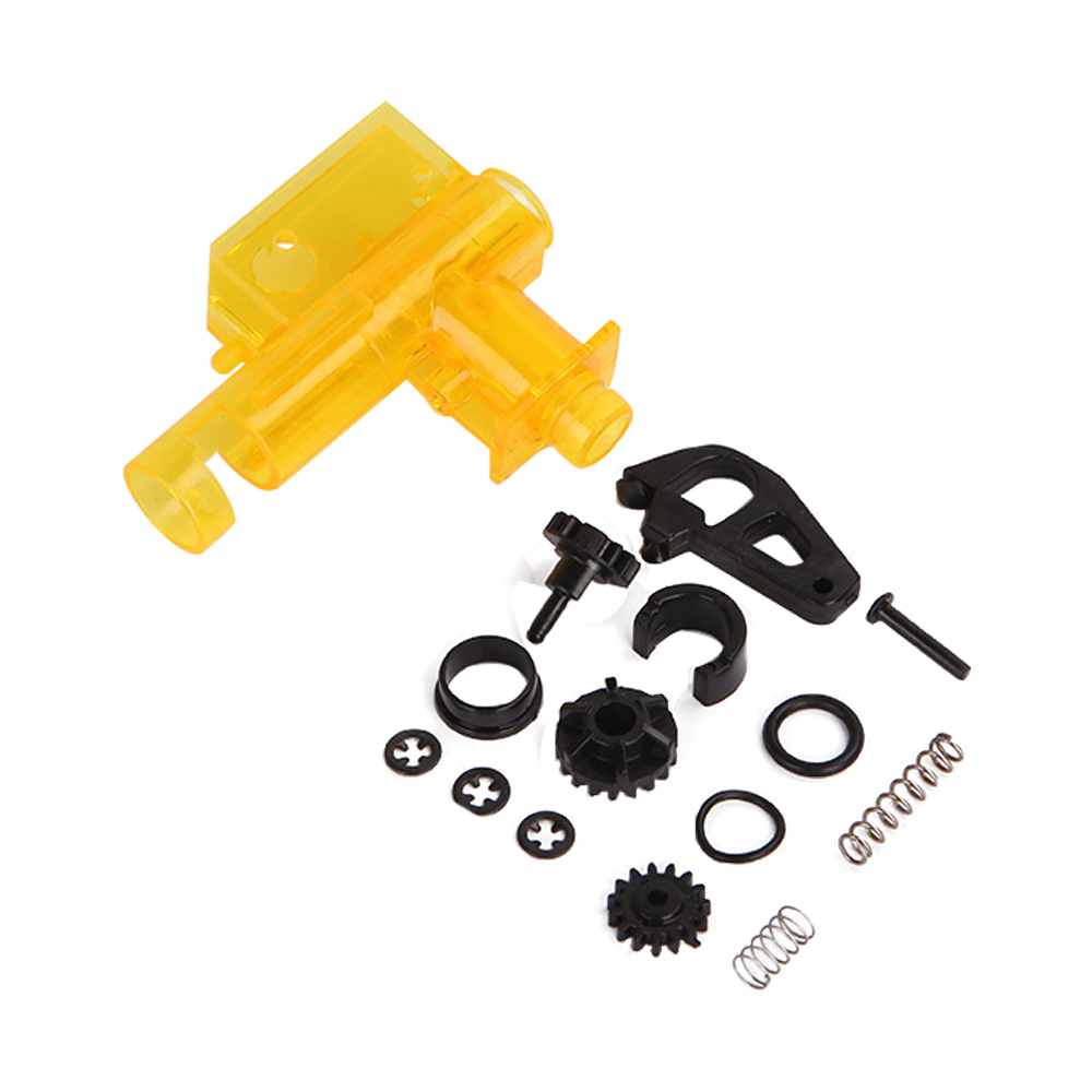 Tactifans M4 Aluminum Hop Up Unit Chamber for M4 M16 Series AEG Rifle for Marui Dboys JG M4 AEG Series Hunting Accessories