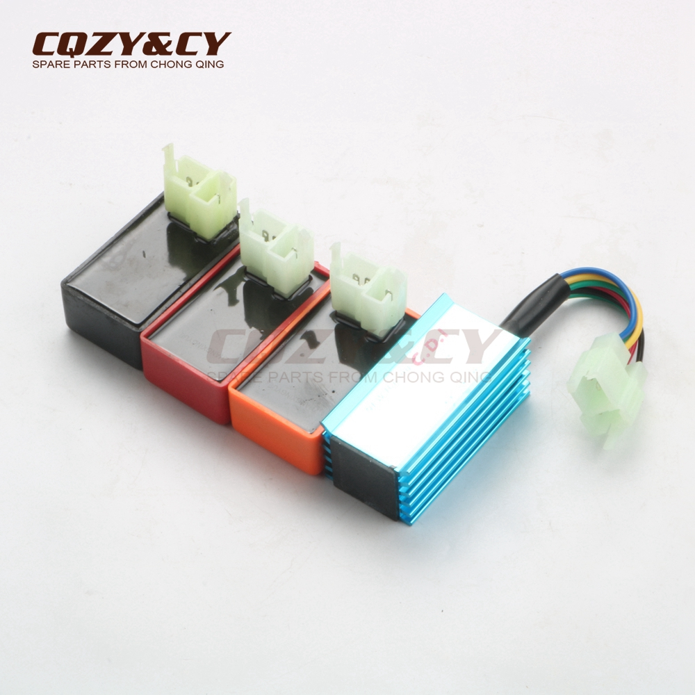 Motorcycle 5 Wire Voltage Regulator Rectifier For Gy6 Kymco Agility Wiring Harness 6pin Ac High Performance Racing Cdi Standard Unit Bw Eu2 Dink Classic