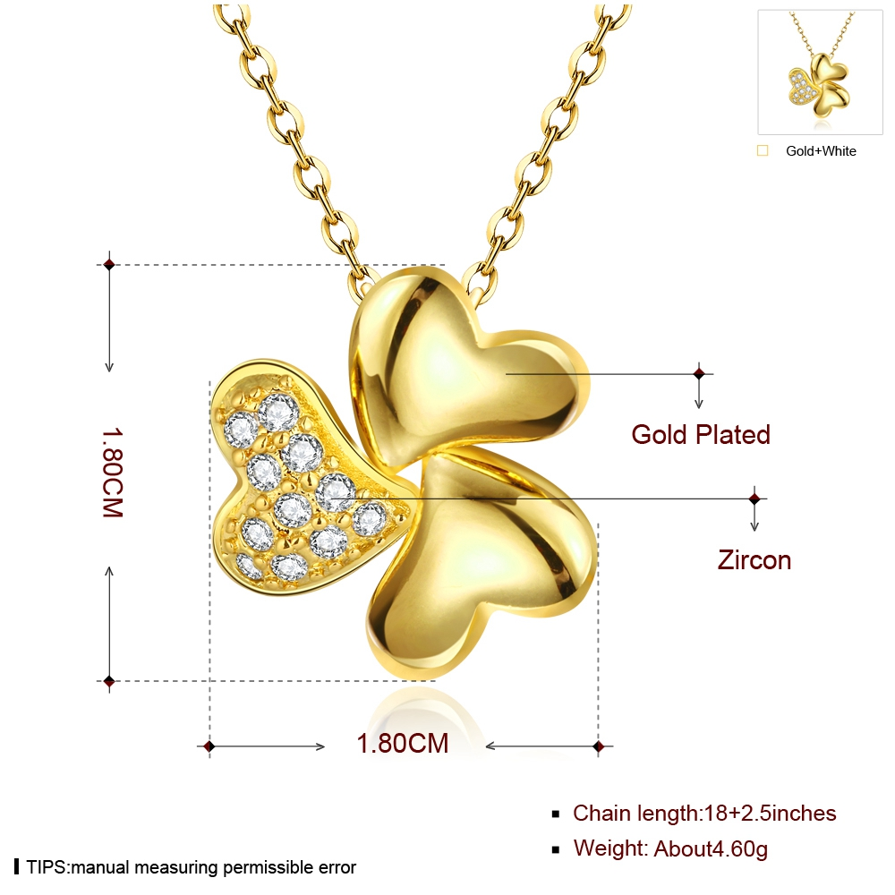 Sterling Silver 925 Yina Li decorated Europe and the United States popular heart - dependent zircon women pendant N896