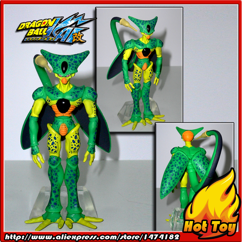 100% Original BANDAI Gashapon PVC Toy Figure HG Part 18 - Cell from Japan Anime Dragon Ball Z 100% original bandai gashapon pvc toy figure hg part 14 perfect cell from japan anime dragon ball z 11cm tall