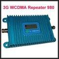 Модель 980 3 Г усилитель функция ЖК-дисплей новой модели WCDMA 98 2100 МГц мобильный телефон усилитель сигнала, GSM сигнал повторителя