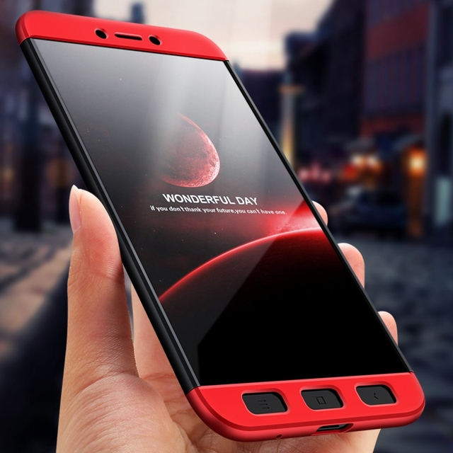 uk availability 36297 1942e US $4.79 |MUXMA For Xiaomi Redmi 5A Case 360 Full Body Protection Cover For  Xiomi Redmi 5A Ultra Thin Matte Case Tough Plastic Phone Cases-in Fitted ...