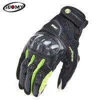 Motocross Motorcycle Gloves Leather Luva Motoqueiro Guantes Moto Motocicleta Luvas Cycling BMX ATV MTB Bicycle Gloves
