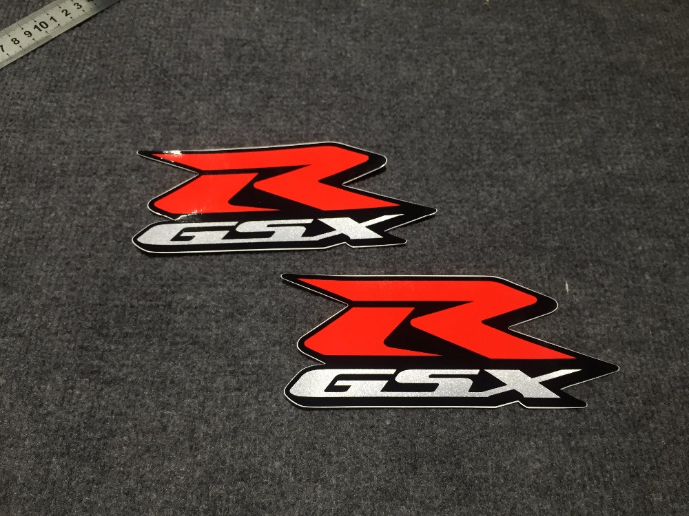 Motorcycle high quality 3M car stickers  waterproof car stickers fit for Suzuki GSXR600-GSXR750
