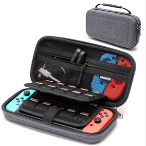 Image 5 - Caso portatile per Nintend Switch di Console EVA Carry Gioco di Stoccaggio Borsa Da Viaggio Duro Borsette Del Sacchetto per Nitendo Interruttore NS Accessori