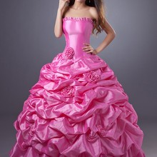 cecelle Pink Ball Gown Quinceanera Dresses 2019 Sweetheart