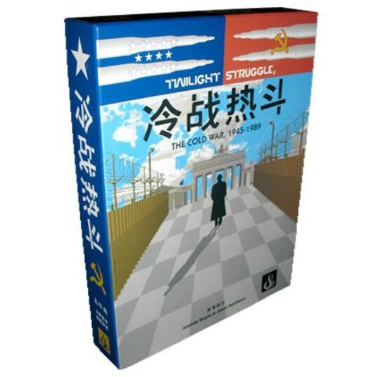 Chinese version twilight struggle, super clear cards, high quality The Cold War, 1990 board games cards gameChinese version twilight struggle, super clear cards, high quality The Cold War, 1990 board games cards game