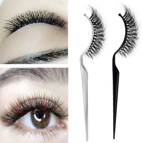 HOT SALE! False Eyelashes Applicator Extension Holder Stick Display Stand Makeup Tool Pakistan