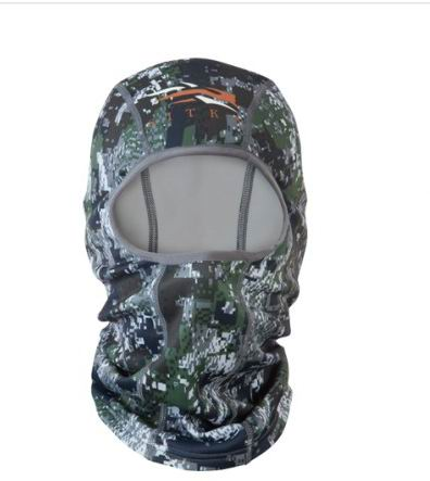 Image 3 - 2018 Sitka Hunting Core Heavyweight Balaclava Men Thick Fleece Mask Head Warm Camouflage USA Size OS Men Hat Male Capbalaclava menmen hatmale cap -