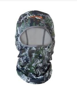 Image 3 - 2018 Sitka Hunting Core Heavyweight Balaclava Men Thick Fleece Mask Head Warm Camouflage USA Size OS Men Hat Male Cap