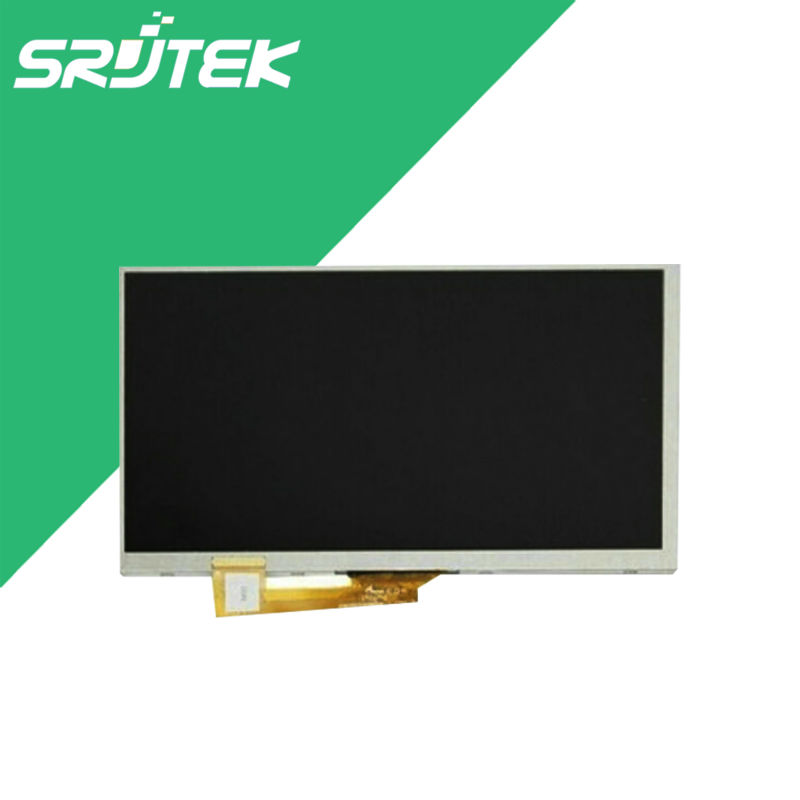 New LCD Display Matrix 7 Inch For Oysters T72HM 3G Tablet Inner LCD Display Screen Panel Replacement Parts High Quality new lcd display matrix for 7 nexttab a3300 3g tablet inner lcd display 1024x600 screen panel frame free shipping