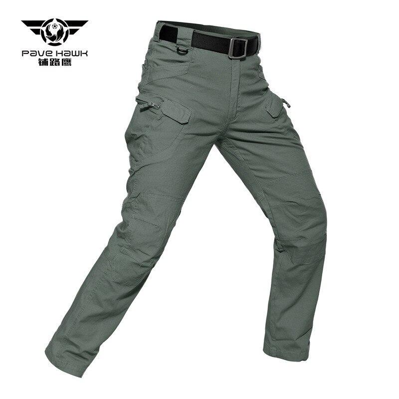 Creativo Pave Hawk X7 Army Men Tattico Pantaloni Multi-tasca Dei Pantaloni Army Men Militare Di Combattimento Pantaloni Pantalon Casa Casual Cargo Pant
