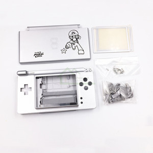 Image 5 - For NDSL Limited Edition Replacement Shell Case Cover for Nintendo DS Lite Shell Housing with Button Kit Full Set