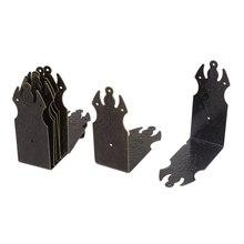 Wsfs Лидер продаж груди углах коробки Декор угол Таблички Брейс протекторы 70×70 мм 8 шт.