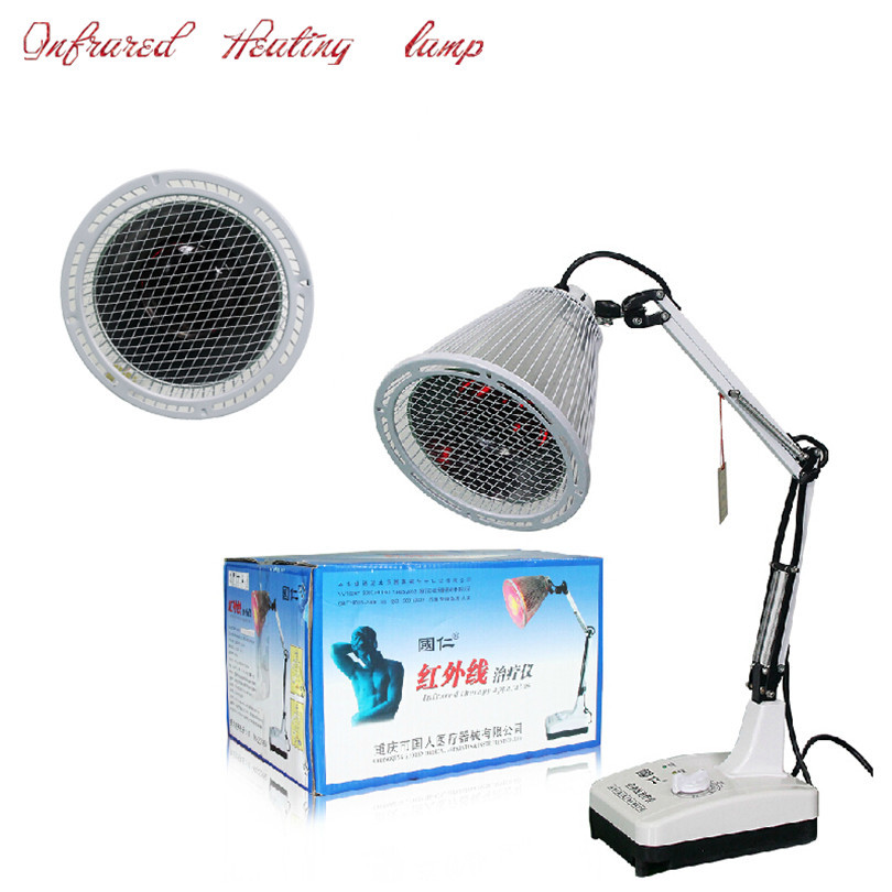 2018 free shipping therapy device health care electric Infrared light massage Infrared heating lamp physiotherapy household free shipping kapro 810 clamp device laser infrared horizontal marking ruler