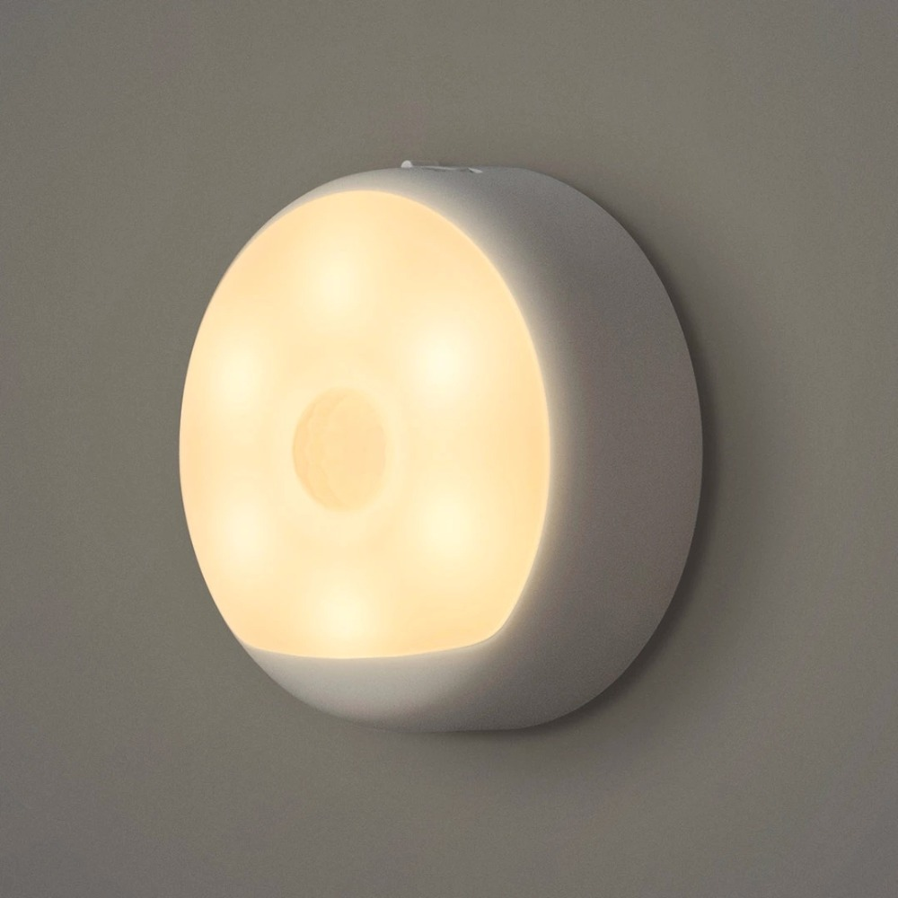 original Xiaomi Yeelight Smart Rechargeable LED Night Light infrared Remote Control Human Body Motion Sensor Corridor Light new