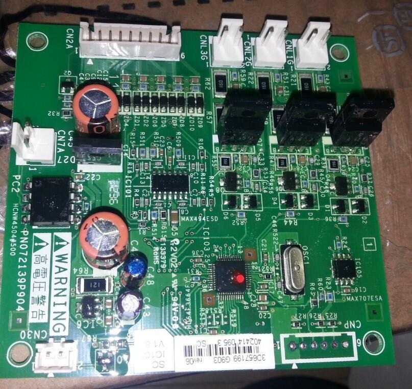все цены на PN072139P904 frequency converter rectifier trigger board ATV6 and ATV71 pad/start plate онлайн