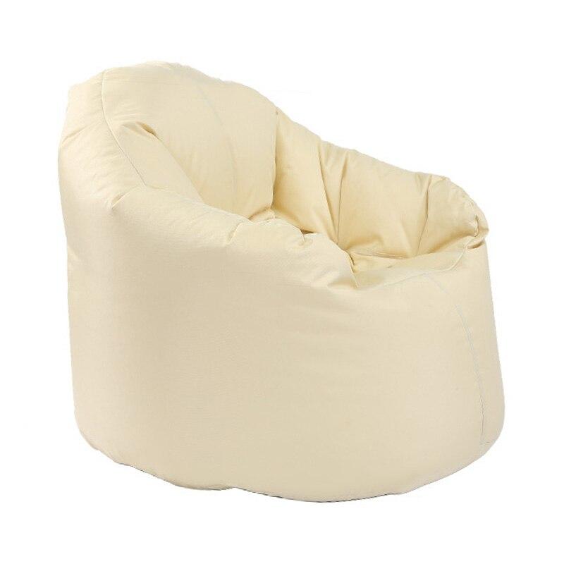 Alto Grau de Mobiliário Moderno Cadeira Sofá Preguiçoso Cadeira do Saco de Feijão Sofás Sala de Estar Confortável para Sala 5 Cores