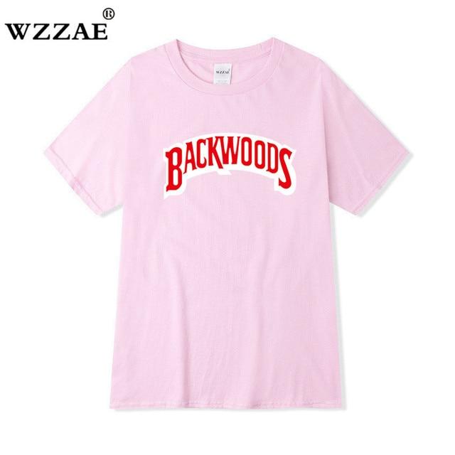 Backwoods T Shirt Summer...