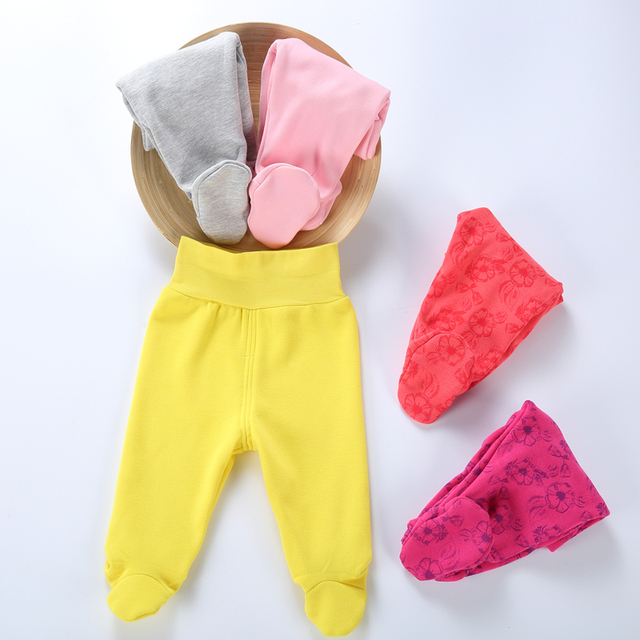 Winter Fashion Polyester Pants for Baby Girls 2