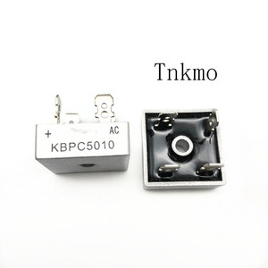 Image 2 - 2pcs KBPC5010 DIP KBPC 5010 50A 1000V Bridge Rectifier